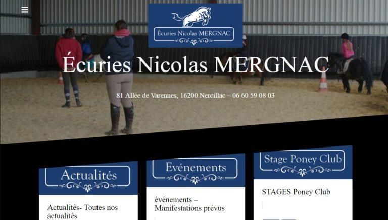 Ecuries Nicolas Mergnac