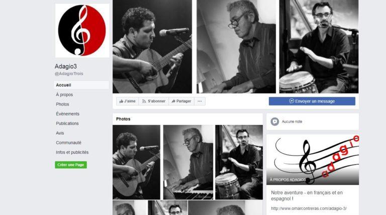 Facebook ADAGIO 3